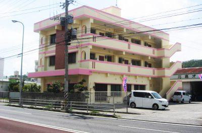 アパート、ペンキ塗り替えリフォーム(沖縄県与那原町)