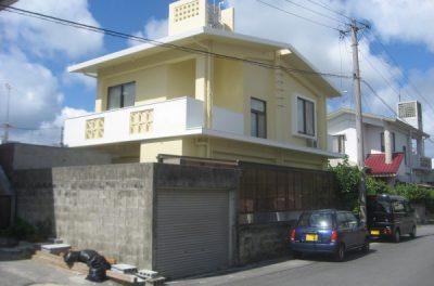 G邸 ペンキ塗り替えリフォーム・遮熱防水 in 沖縄県中部