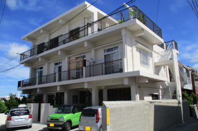 Y様邸 (外壁塗装、外壁補修、遮熱防水工事)沖縄県浦添市