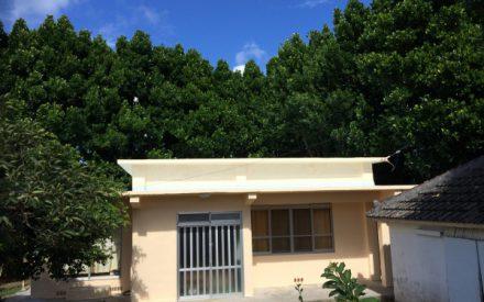 K様邸、外壁補修、外壁塗装、遮熱防水工事(沖縄県中部)