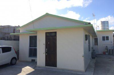 K様邸、外壁補修、塗装、トタン張り替え、リフォーム工事(沖縄県西原町)