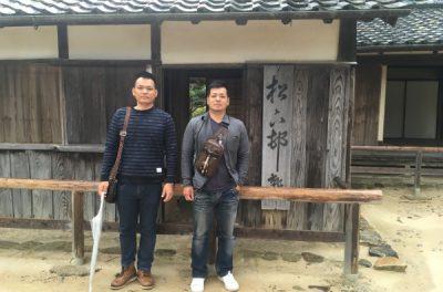 山口県・長州藩に行ってまいりました!
