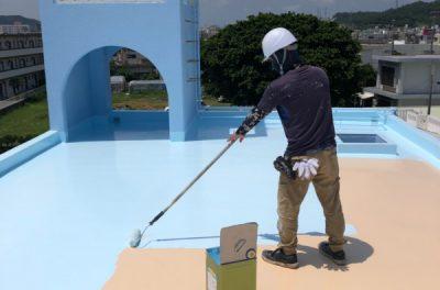 青空のように美しく!外壁補修・塗装・防水 工事
