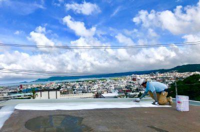 屋上の保護、防水処理はお済でしょうか?