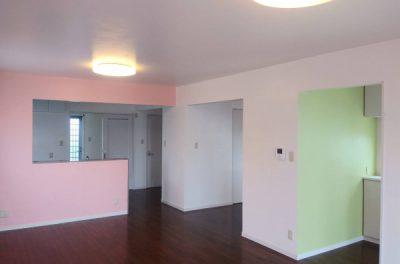 内部塗装で素敵なお部屋完成です❁