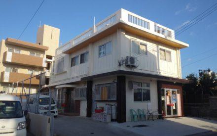 『暖色系でぬくもり感じる家』室内・外壁塗装工事(沖縄県)