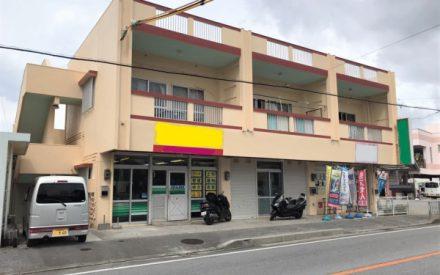 アパート外壁塗装・防水工事(沖縄県西原町)