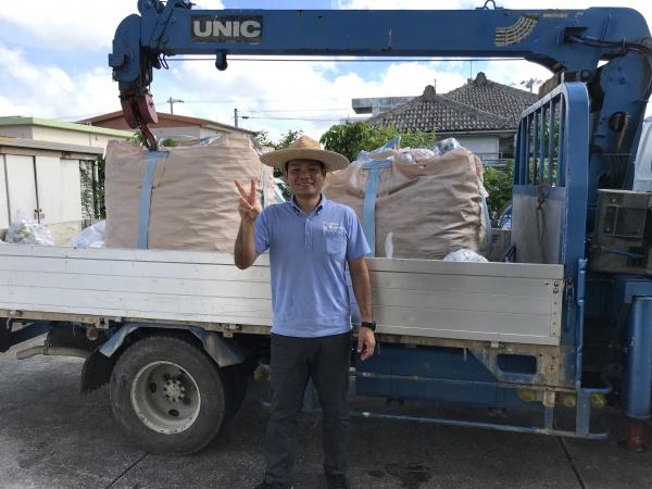 地域公民館建て替え基金のお手伝い(●^o^●)