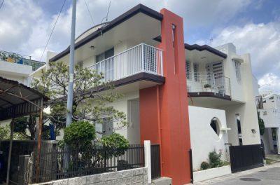 外構塗装・屋根防水(浦添市)