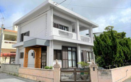 外壁塗装・屋根防水工事(沖縄県西原町)