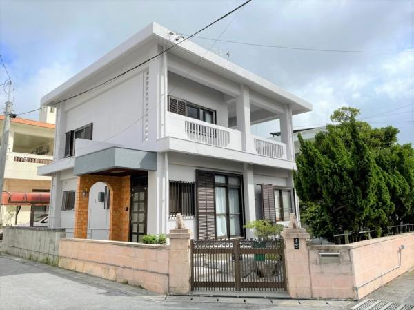 外壁塗装・屋根防水工事(西原町)