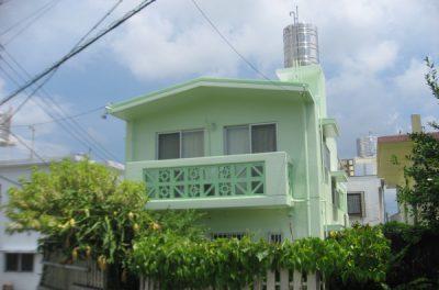 沖縄県西原町・A様邸ペンキ塗り替えリフォーム、遮熱防水工事