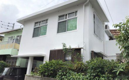 外壁塗装・屋上防水工事(沖縄県那覇市首里)