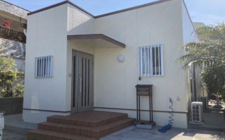 外壁塗装、屋根防水工事(沖縄県那覇市首里)