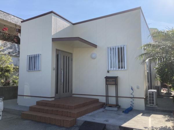外壁塗装、屋根防水工事(那覇市首里)