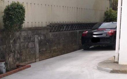 外構工事(駐車場リフォーム、土間打ち)
